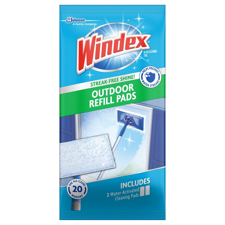 Windex 2-Count Glass Cleaner