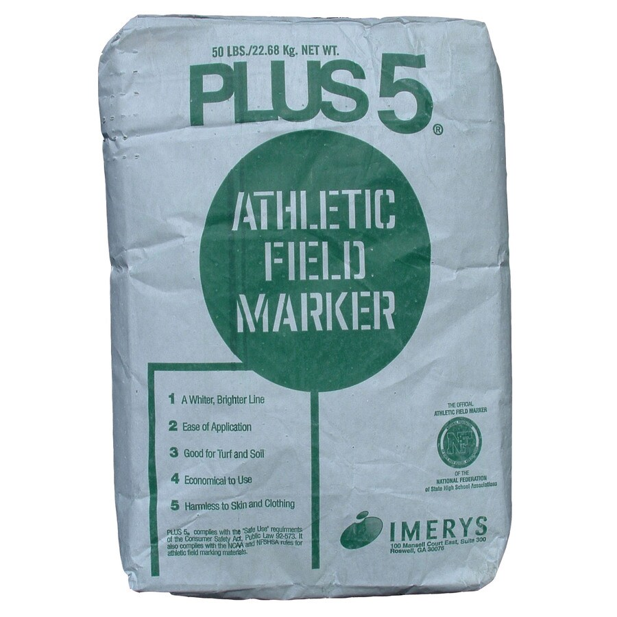 Plus 5 50-lb Hydrated Lime