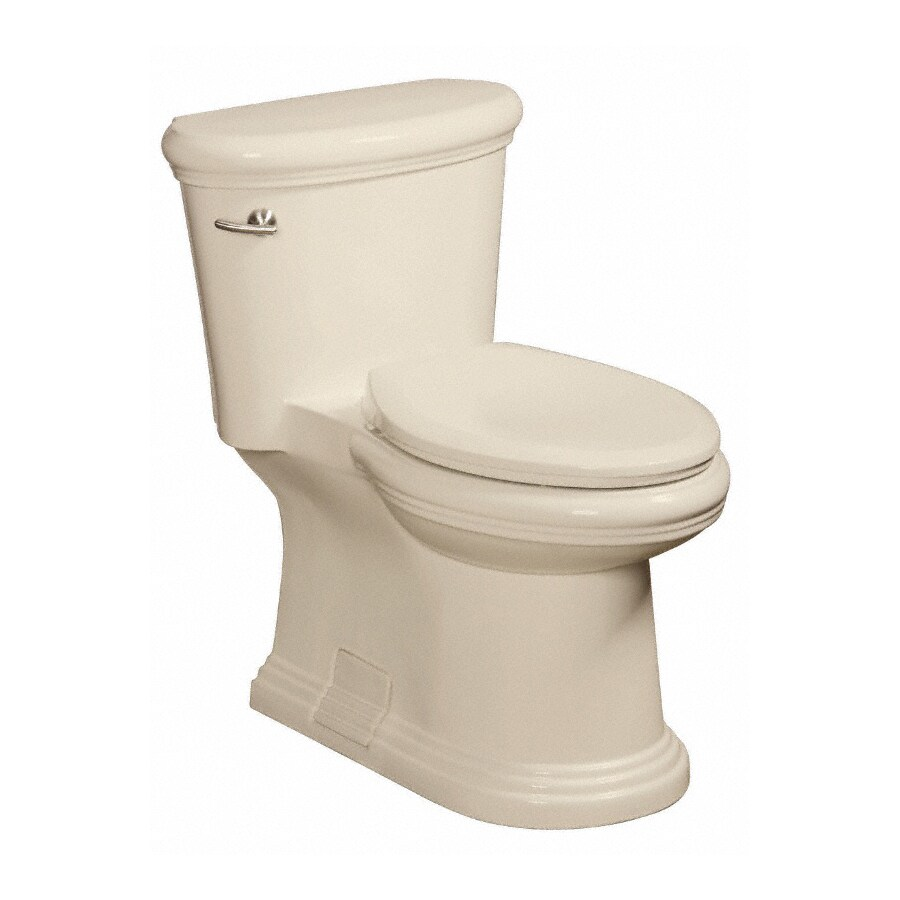 Danze Orrington Biscuit 1.28-GPF (4.85-LPF) 12 Rough-In WaterSense Elongated 1-Piece Chair Height Toilet