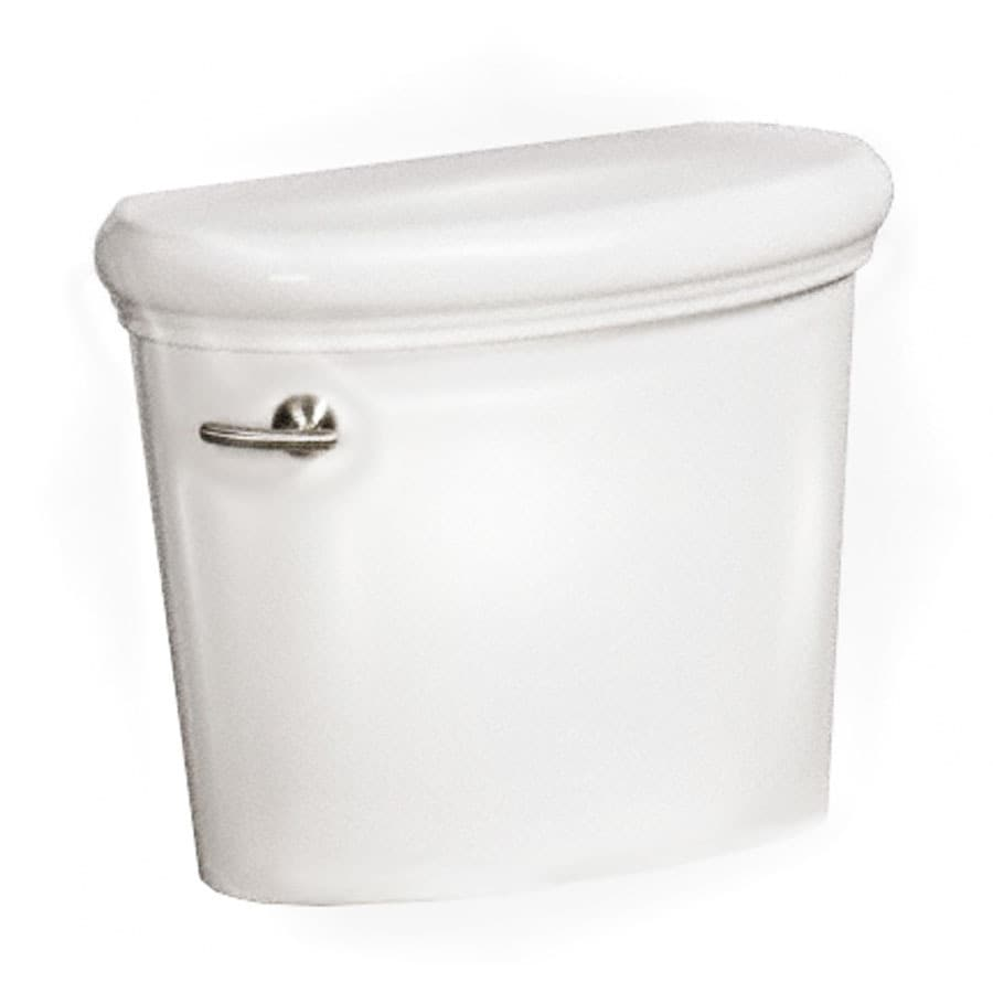 Danze Orrington White 1.28-GPF (4.85-LPF) 12-in Rough-In Single-Flush High-Efficiency Toilet Tank