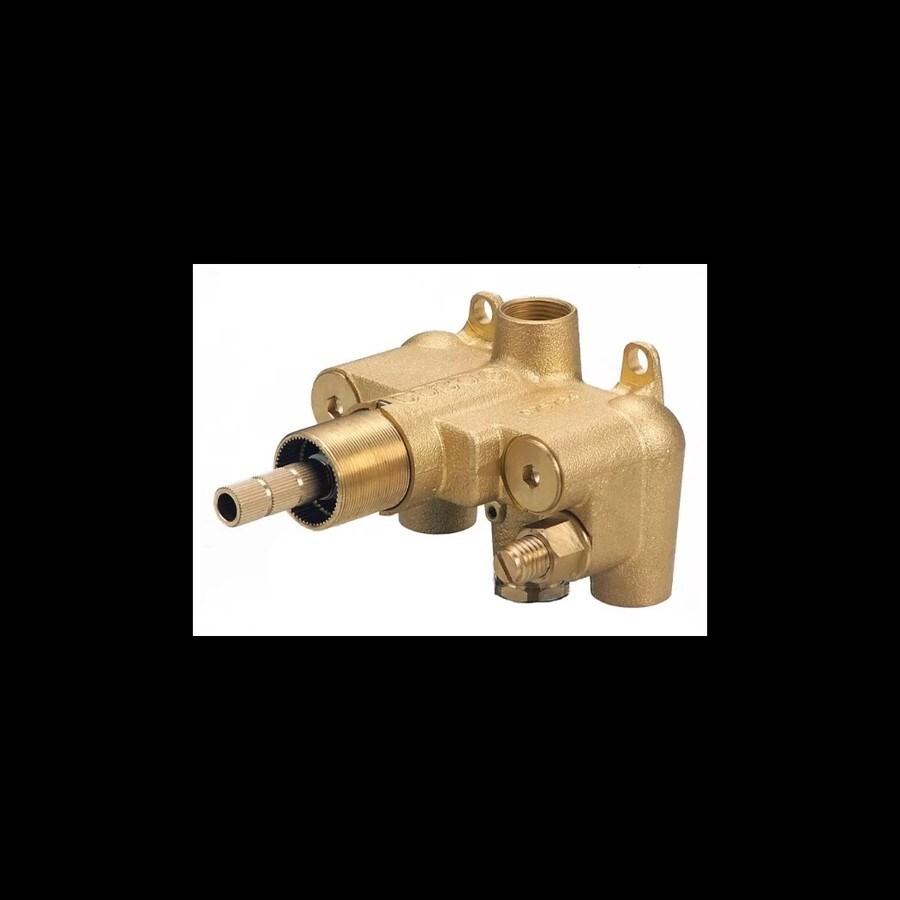 Danze 8.66-in L 3/4-in Female Brass Wall Faucet Valve