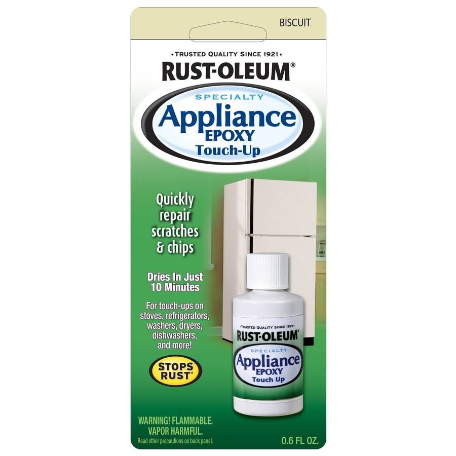 Rust-Oleum 0.6-fl oz Biscuit/Gloss Appliance Touch-Up Paint