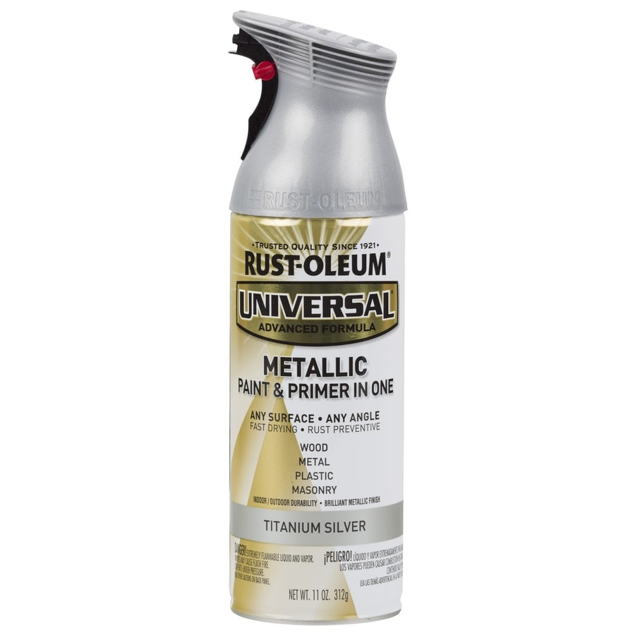 Rust Oleum Metallic Spray Paint Reviews