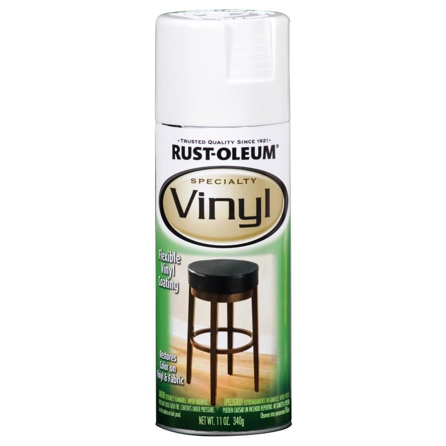 rust oleum vinyl specialty white fade resistant lacquer spray paint. Black Bedroom Furniture Sets. Home Design Ideas