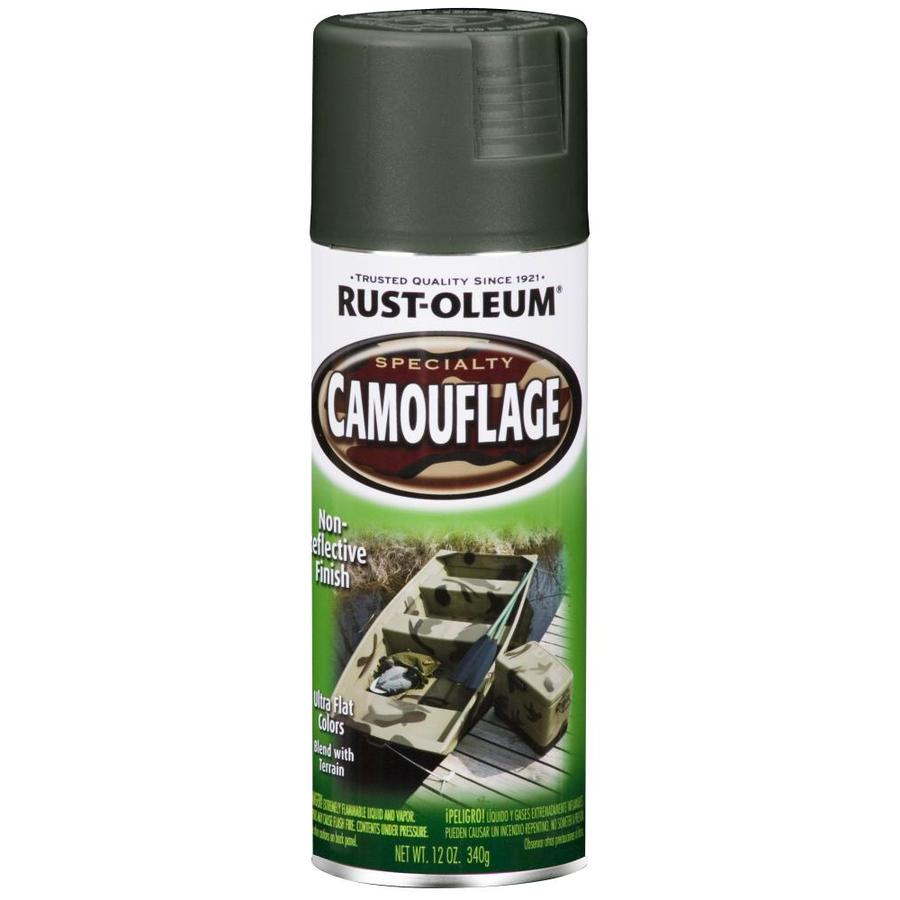 oleum specialty camouflage deep forest ft fade resistant spray paint. Black Bedroom Furniture Sets. Home Design Ideas