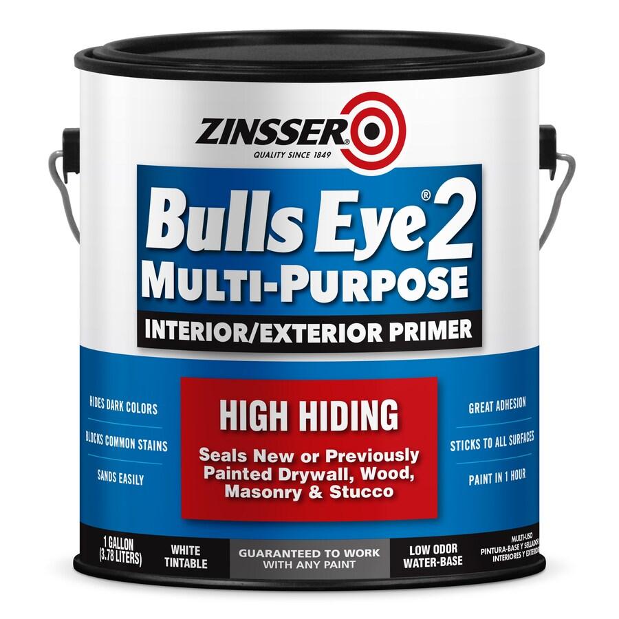 Zinsser Interior Latex Primer (Actual Net Contents: 128-fl oz)