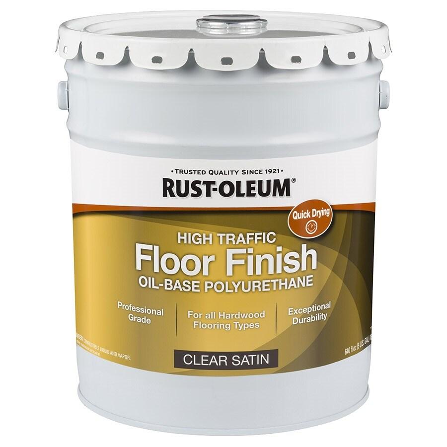 Rust-Oleum Restore Satin Oil-Based 640-fl oz Polyurethane