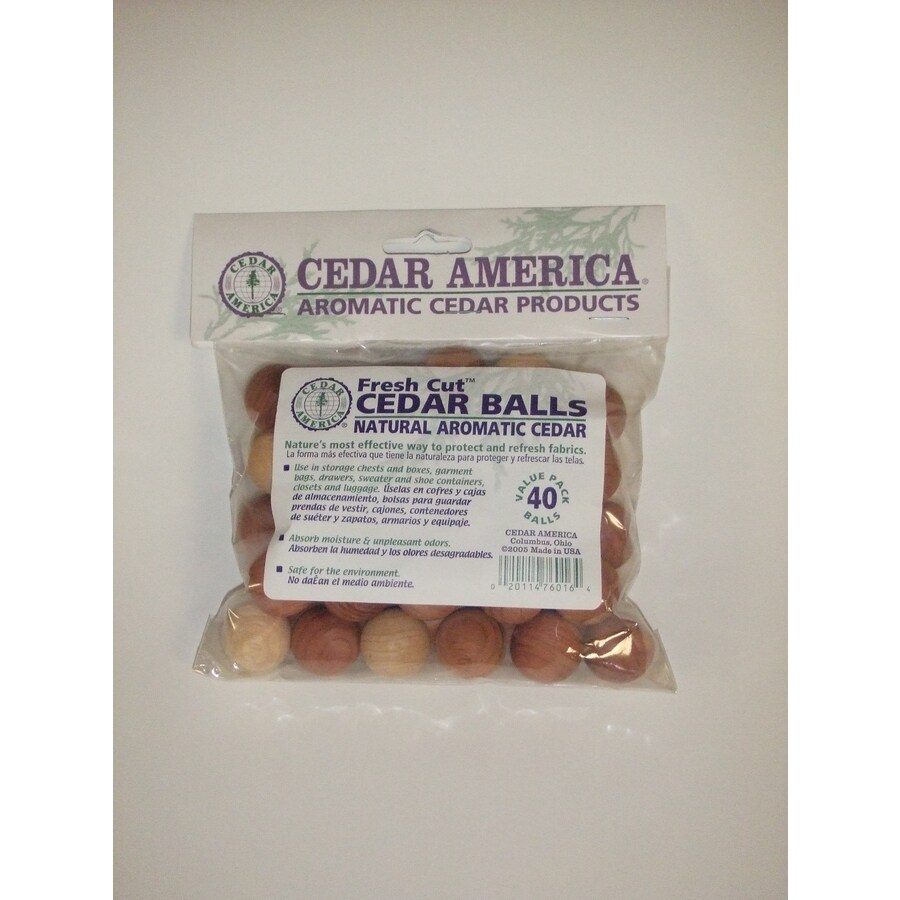 CedarAmerica Cedar Block 8-oz Organic Moth Prevention