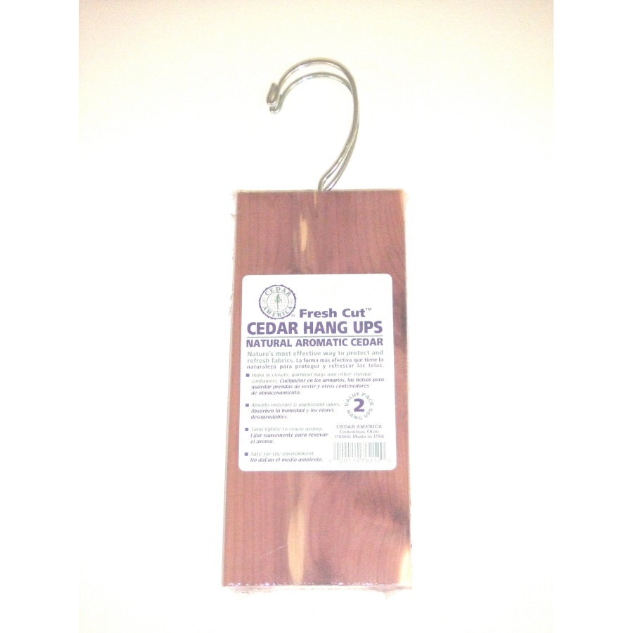 CedarAmerica Cedar Hanger 8-oz Organic Moth Prevention