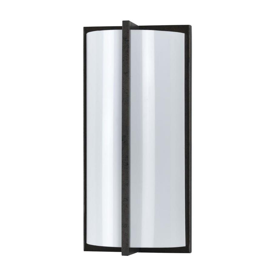 Axis 15.1-in W 1-Light Rust Corner Wall Sconce