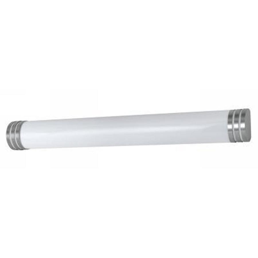 Axis 1-Light Brushed Steel Vanity Light