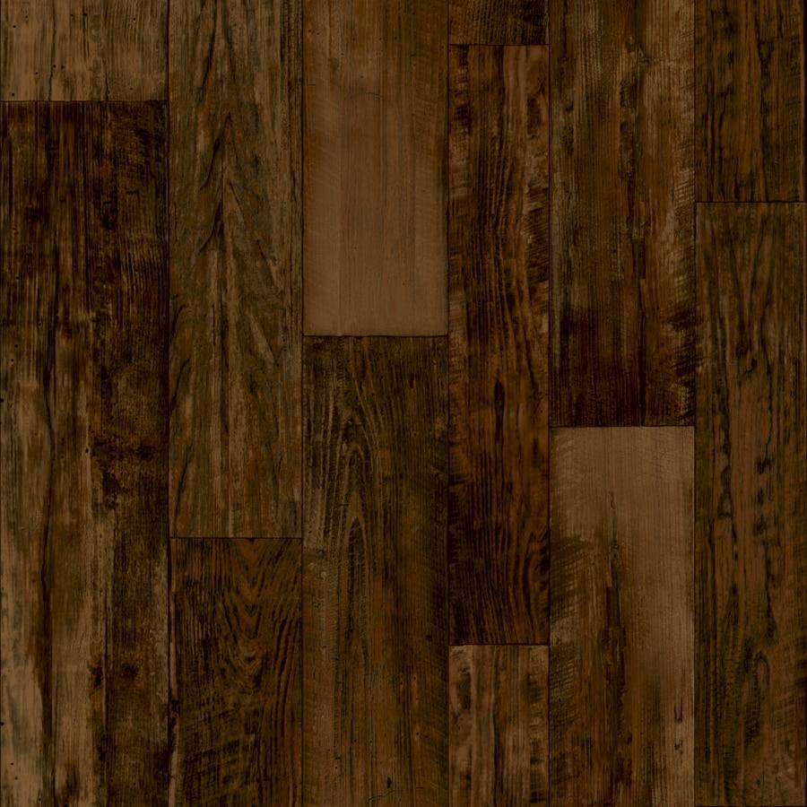 Shop congoleum 6 ft w wren wood low gloss finish sheet for Congoleum flooring