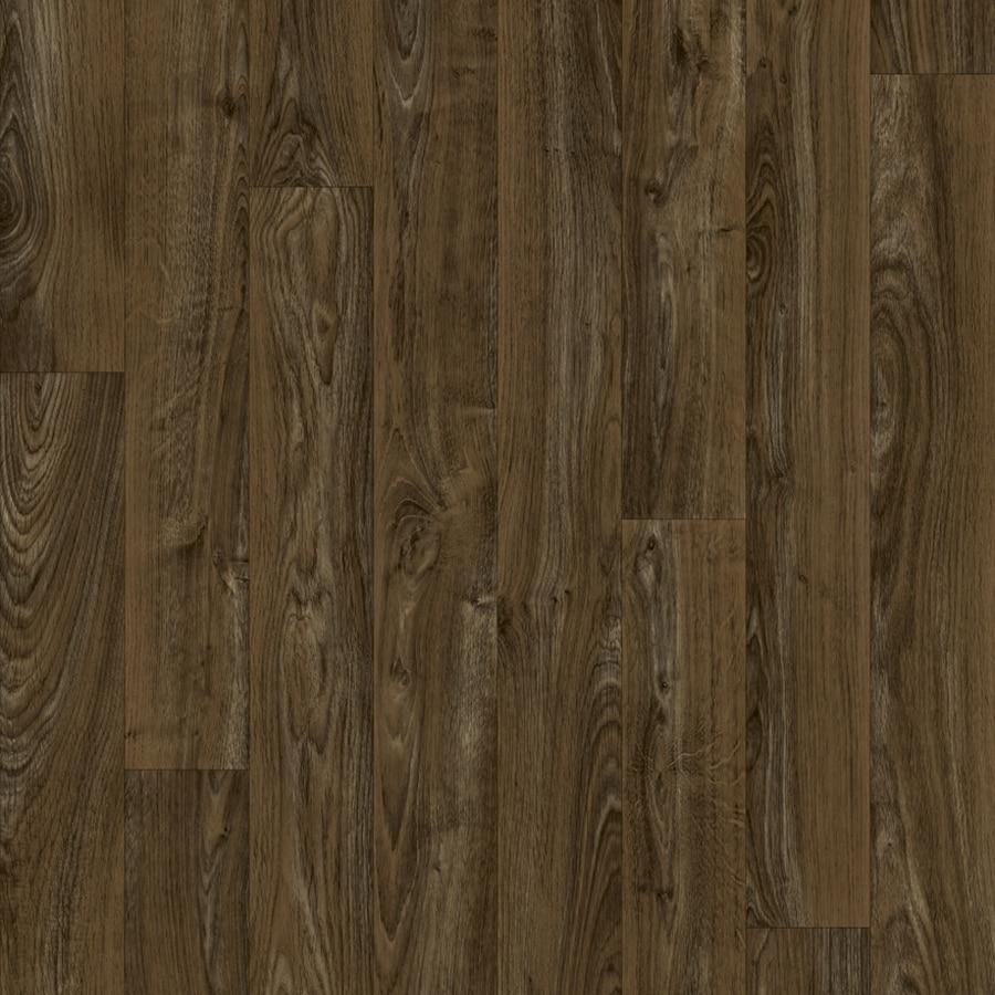 Congoleum 6-ft W Mustang Wood Low-Gloss Finish Sheet Vinyl