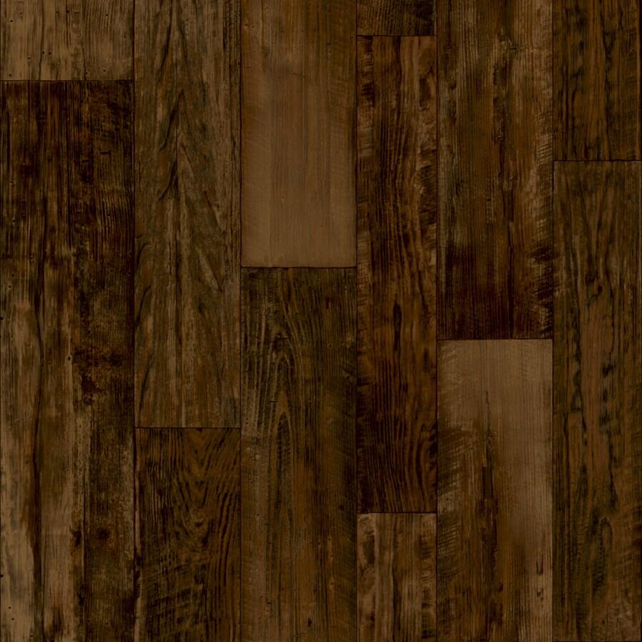 Congoleum 6-ft W Wren Wood Low-Gloss Finish Sheet Vinyl