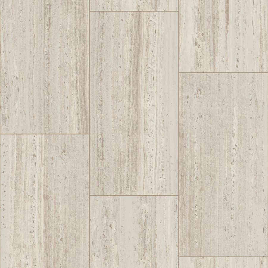 Shop congoleum 12 ft w white sand wood low gloss finish for Congoleum vinyl flooring