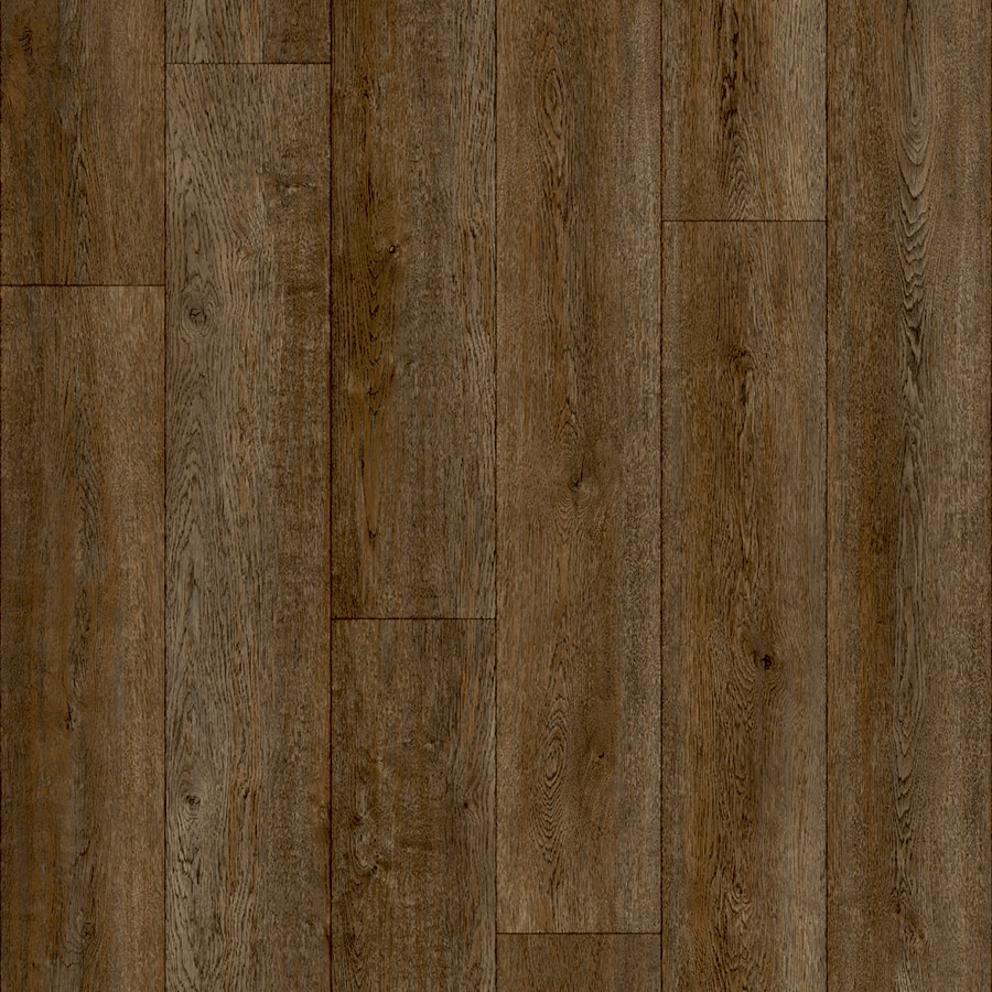 Shop congoleum 12 ft w wilderness cabin wood low gloss for Congoleum vinyl flooring
