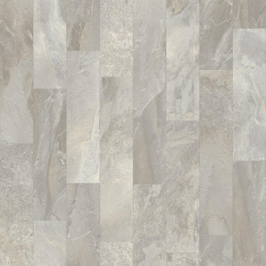 Congoleum 12-ft W Winter Sky Wood Low-Gloss Finish Sheet Vinyl