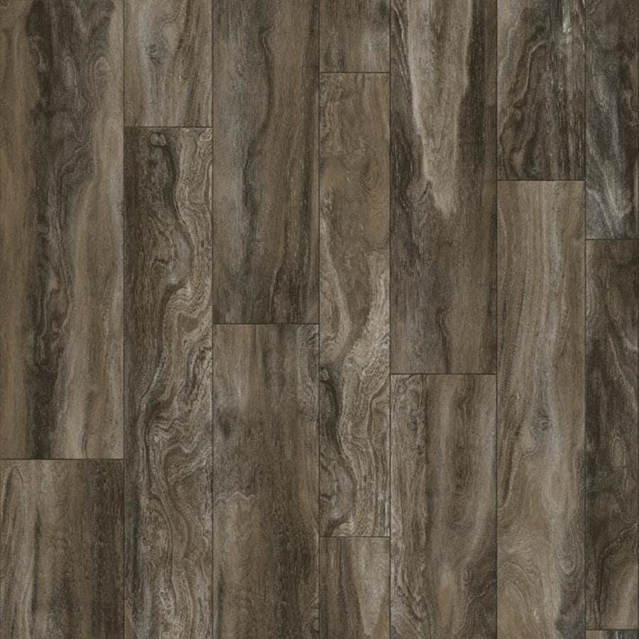 Congoleum 12-ft W Sierra Foothills Wood Low-Gloss Finish Sheet Vinyl
