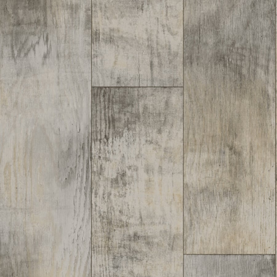 Shop congoleum 12 ft w trade winds wood low gloss finish for Sheet vinyl flooring