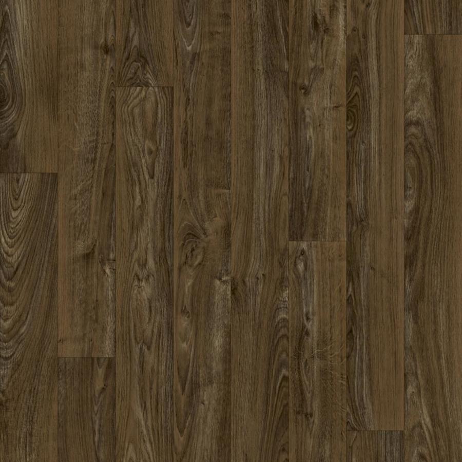 Congoleum 12-ft W Mustang Wood Low-Gloss Finish Sheet Vinyl
