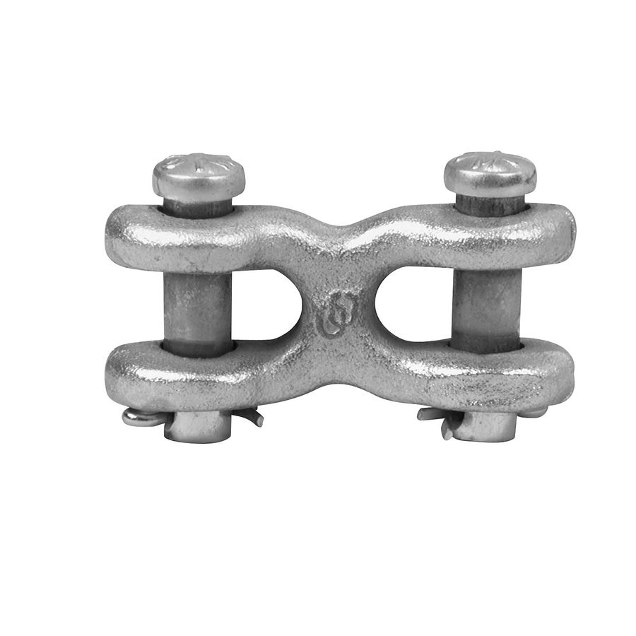 Covert 3/8-in Double Clevis Zinc Plated