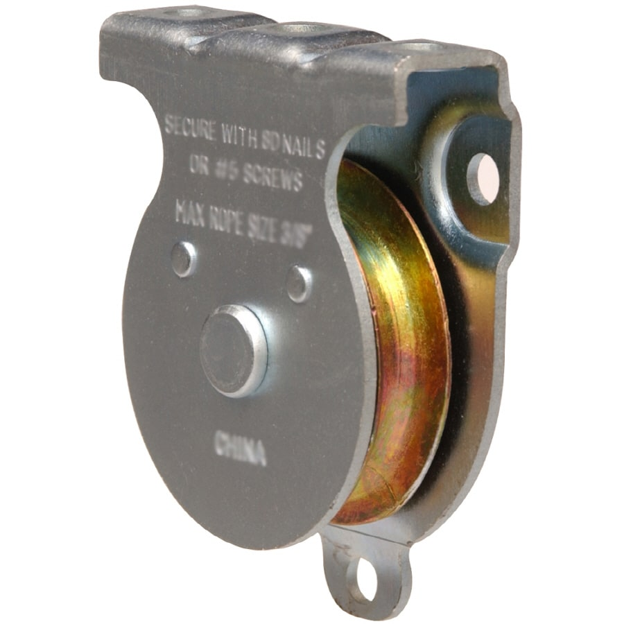 Covert Heavy-Duty Wall/Ceiling Mount Pulley