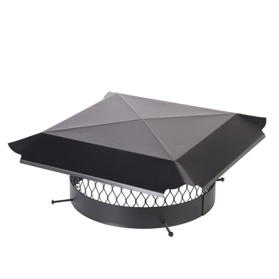 Shop Shelter 14 In W X 14 In L Black Galvanized Steel
