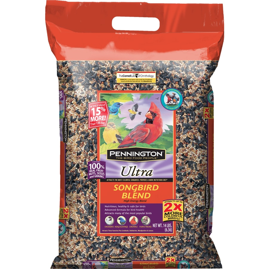 Pennington Ultra 14-lb Bird Seed Bag (Black Oil Sunflower)