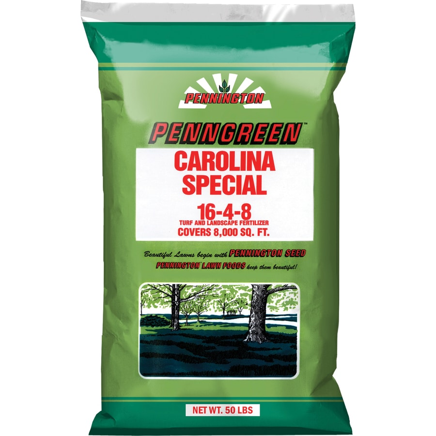 Pennington 8,000-sq ft Carolina Special Lawn Fertilizer (16-4-8)