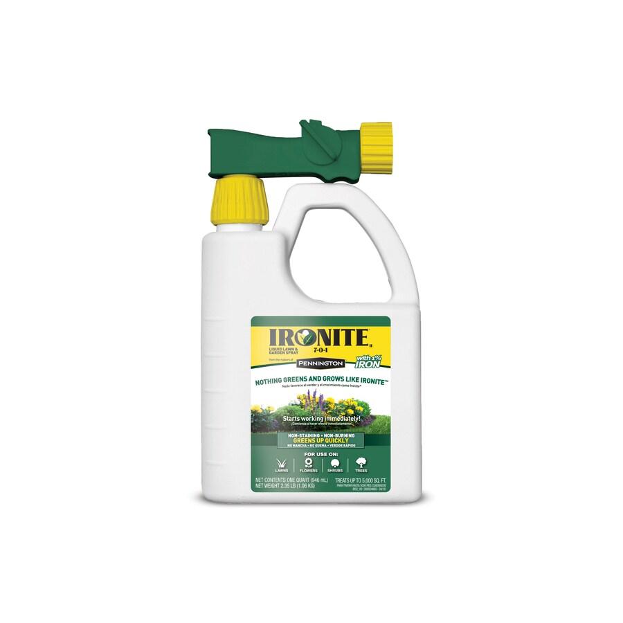Ironite 5,000-sq ft Plus Lawn Fertilizer (6-2-1)