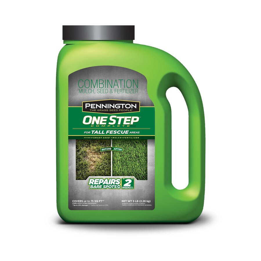 Pennington One Step Complete 5-lb Tall Fescue Grass Seed Patching
