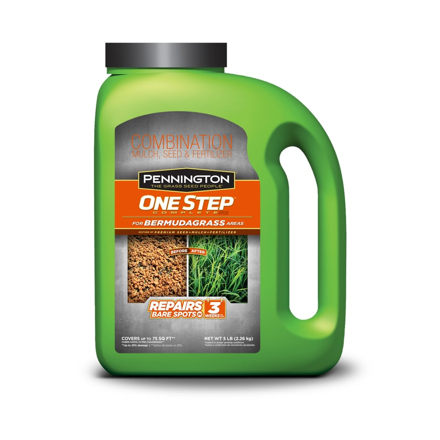 Pennington One Step Complete 5-lb Bermuda Grass Seed Patching