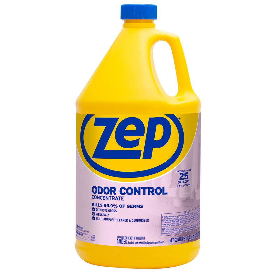 Zep Commercial Fresh Odor Control Concentrate Liquid Air Freshener