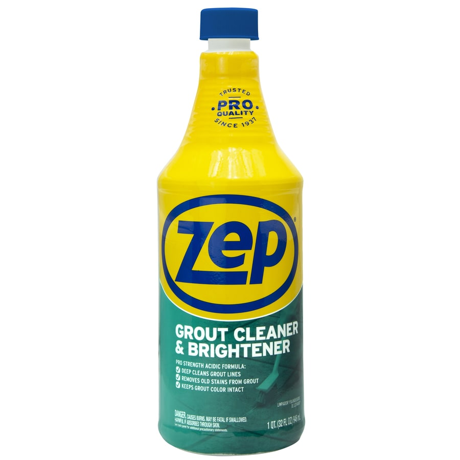 Shop Zep Commercial 32 Oz Grout Cleaner At Lowes Com
