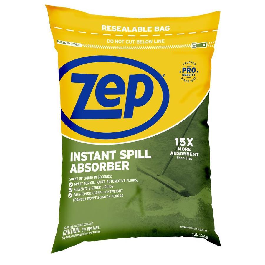 Zep Commercial Instant Spill Absorber 3-lb