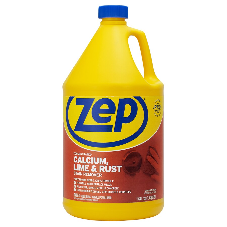 Zep Commercial 128 Fluid Ounce(S) Rust Remover