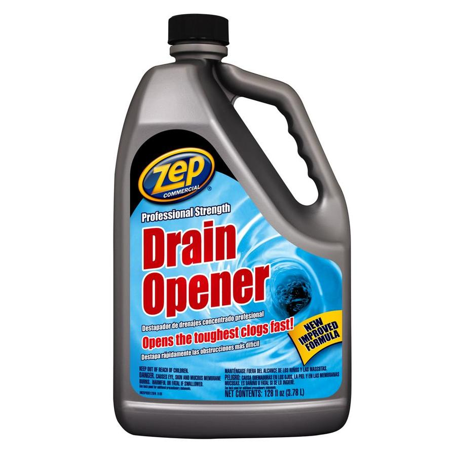 Shop Zep Commercial Professional Strength 128 Oz Drain