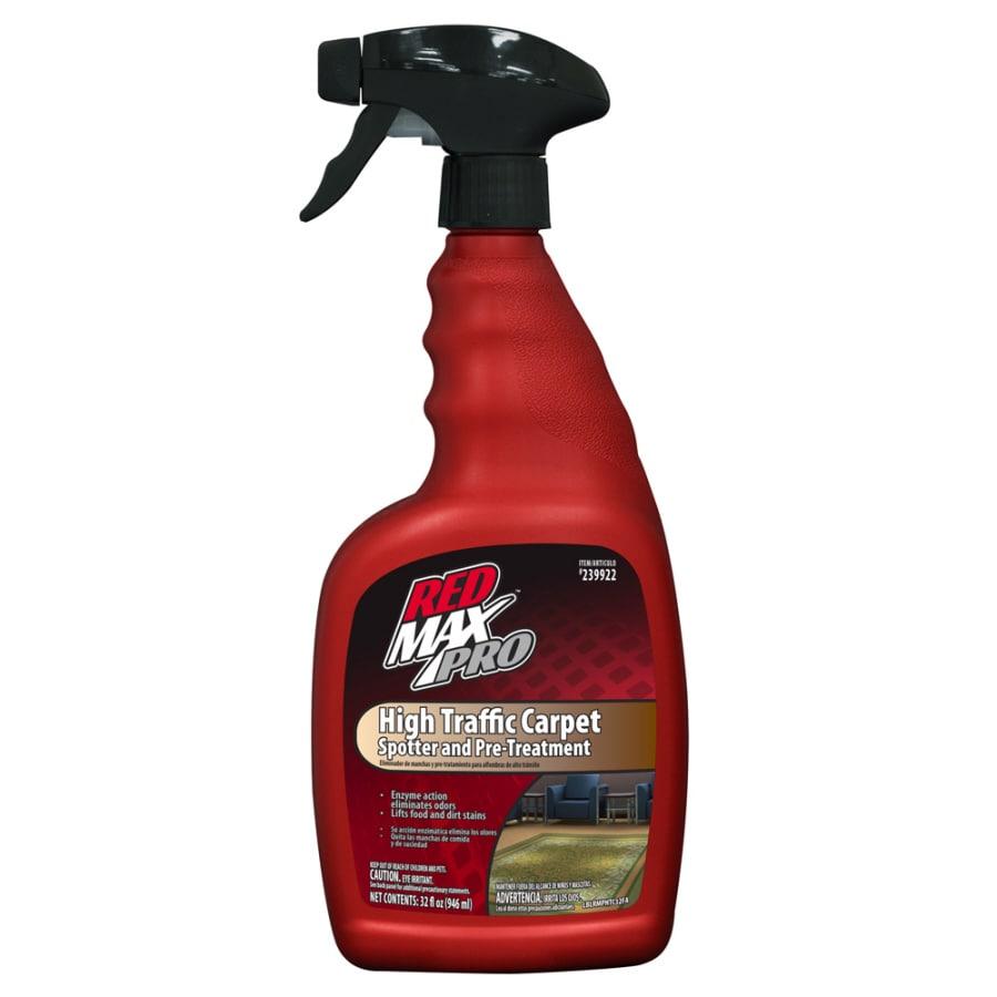 Red Max 32 oz High-Traffic Carpet Cleaner
