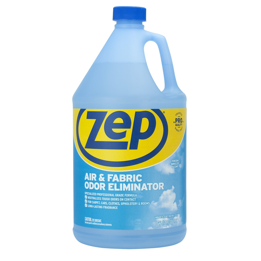 Zep Commercial Air and Fabric Odor Eliminator Blue Sky Liquid Air Freshener
