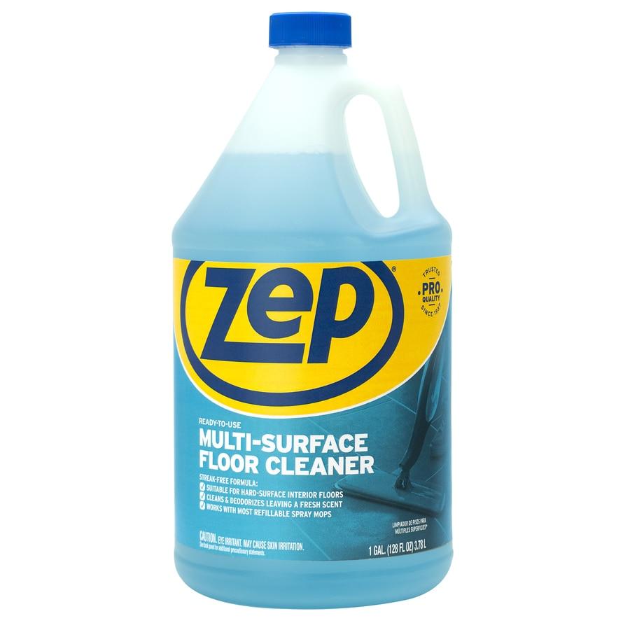 Zep Commercial Multi-Surface 128 fl oz Hardwood Floor Cleaner