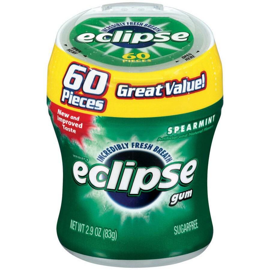 Wrigley 2.9-oz Eclipse Spearmint Chewing Gum