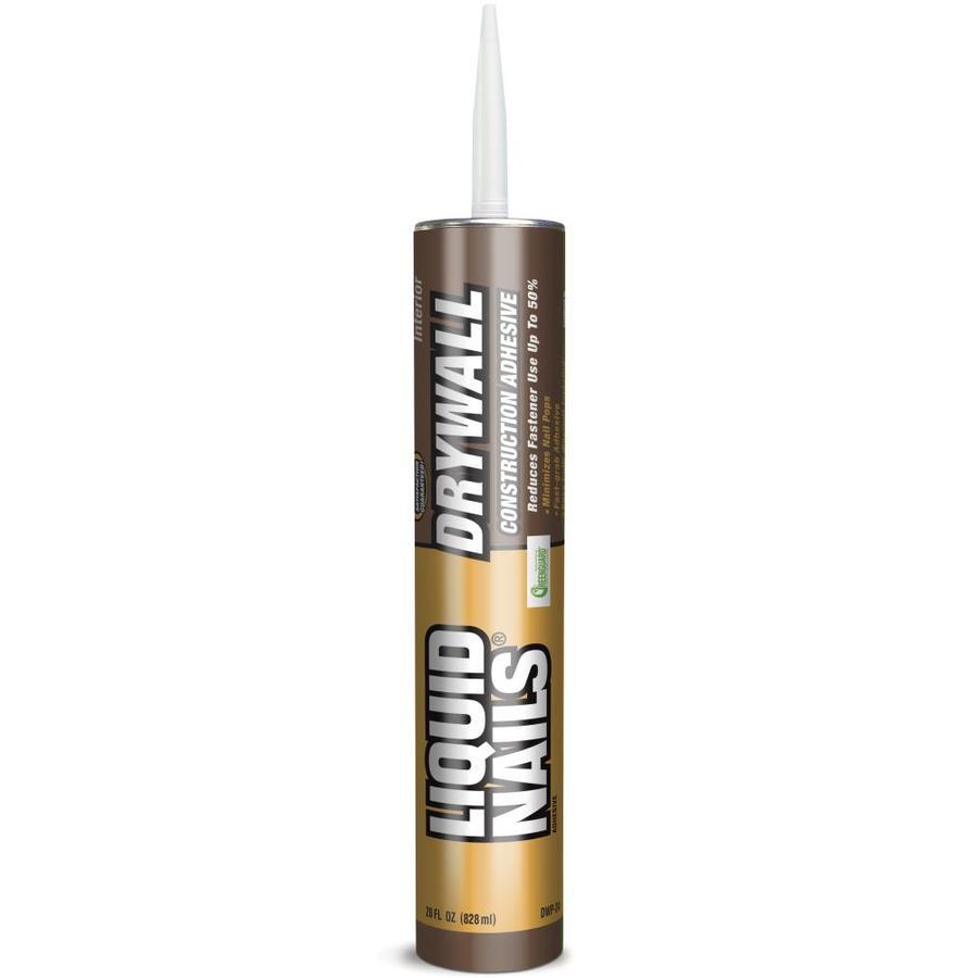 Shop Liquid Nails Dwp 24 Drywall Adhesive At Lowes Com
