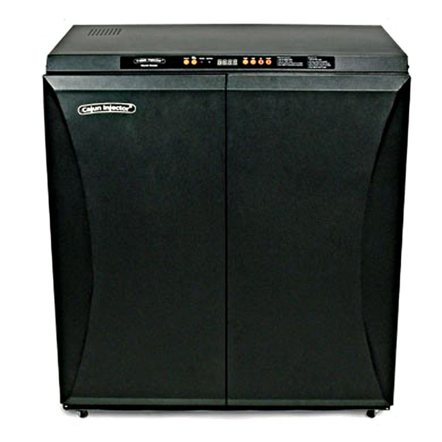 Cajun Injector 1300-Watt Electric Vertical Smoker (Common: 34.8-in; Actual: 33.3-in)