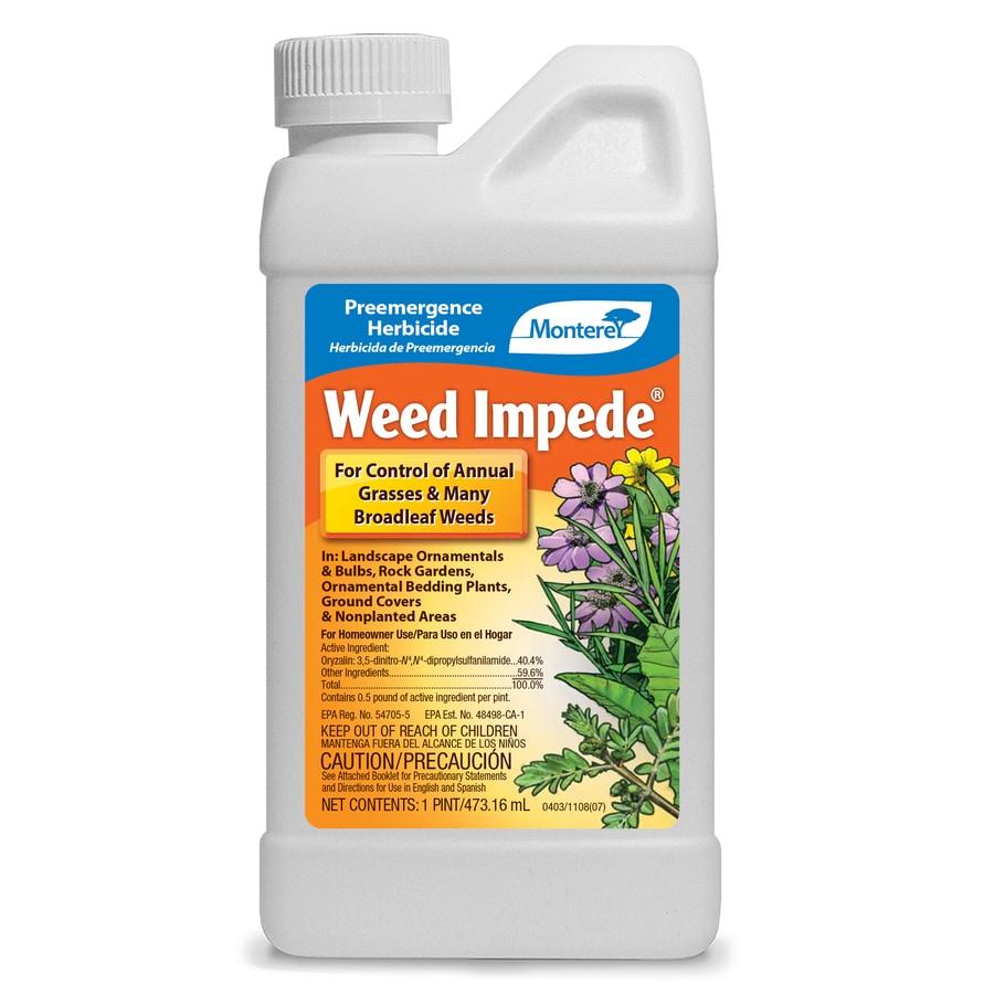 Monterey 16-fl oz Monterey Weed Impede Preemergece Herbicide