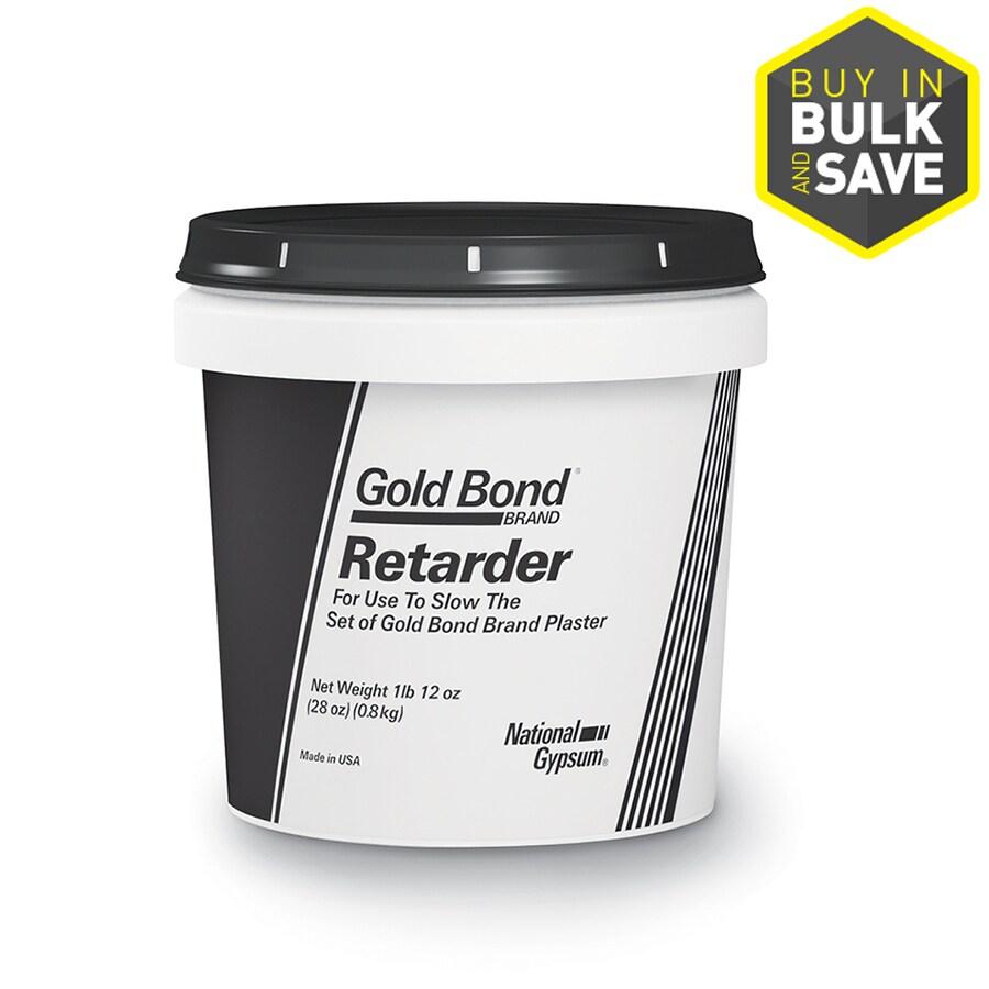 Gold Bond Retarder 1.79-lb Bucket
