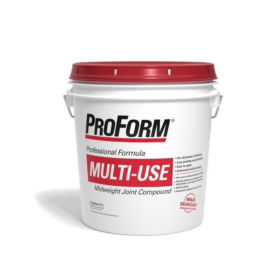 Shop proform 50 lb all purpose drywall joint compound at for Bathroom joint compound