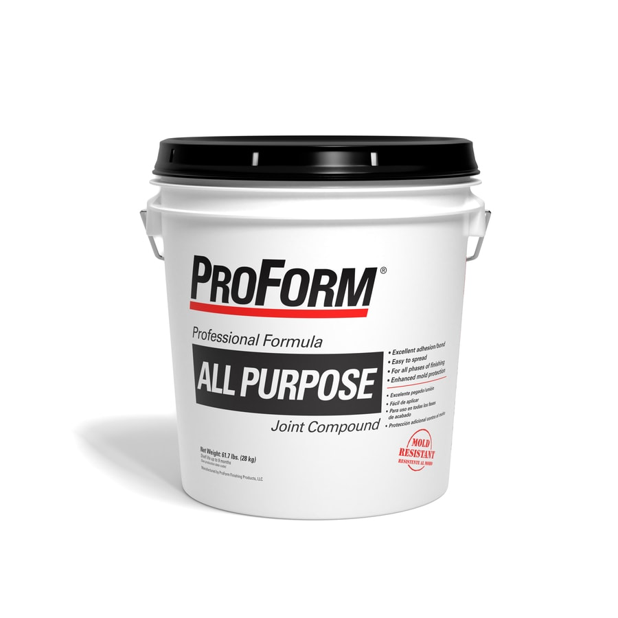 Shop proform 61 7 lb premixed all purpose drywall joint for Bathroom joint compound