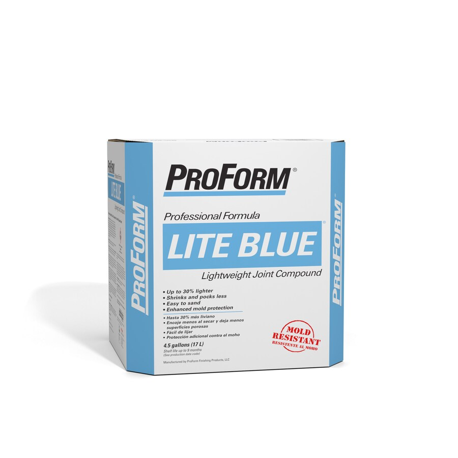ProForm Lite Blue 4.5-Gallon Premixed Lightweight Drywall Joint Compound