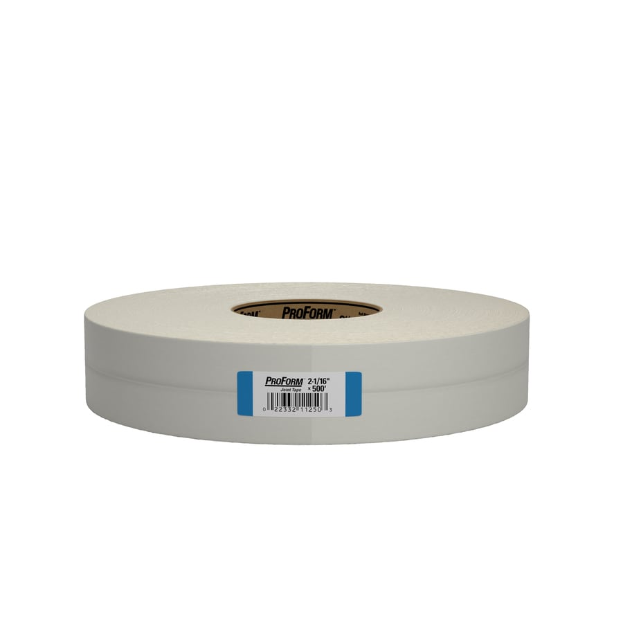 ProForm Paper Tape 2.0937-in x 500-ft Solid Joint Tape