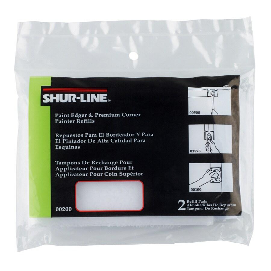 SHUR-LINE 2-Pack 4.75-in Paint Edger Refills